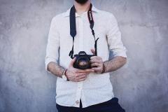 fotograf på opgave
