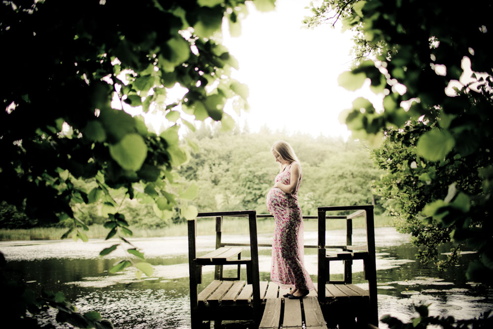 fotograf Haderslev gravid