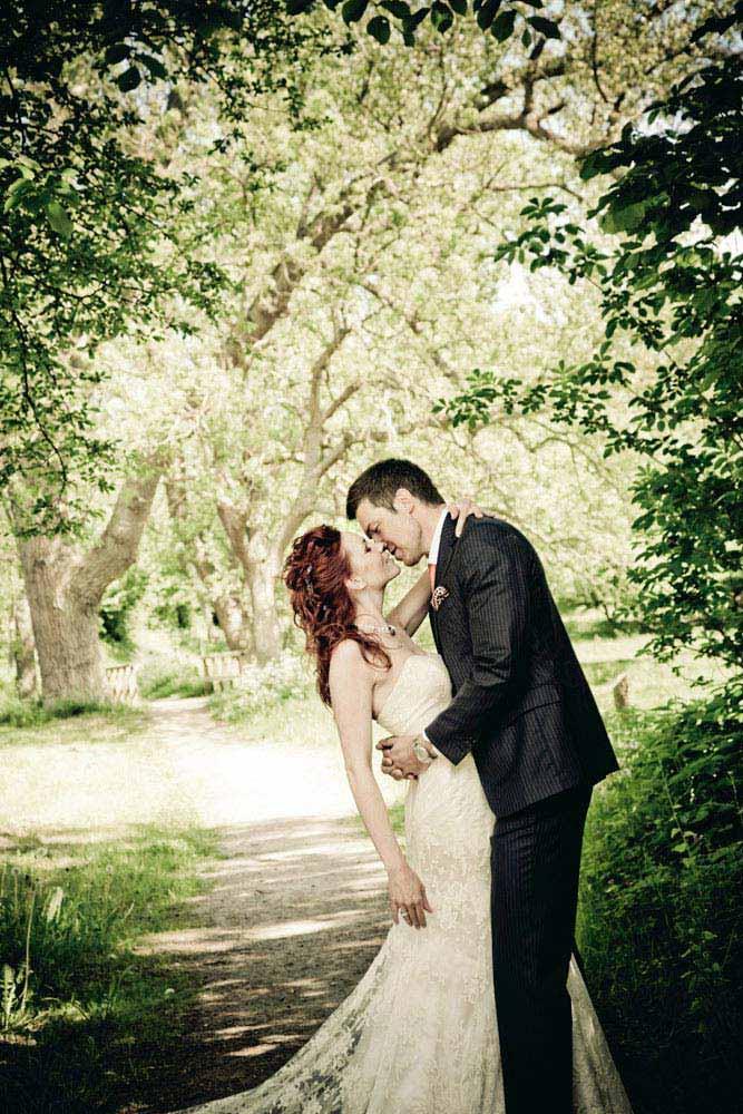 Bryllupsbillederne er et smukt minde og derfor skal man finde den helt rigtige bryllupsfotograf.