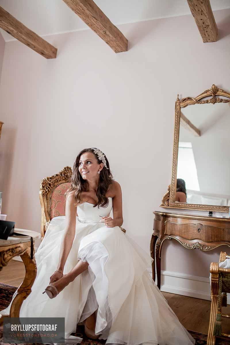 Til jer, der ønsker at booke en bryllupsfotograf til hele dagen