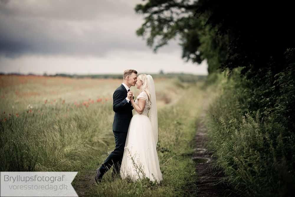 fotograf bryllup billig