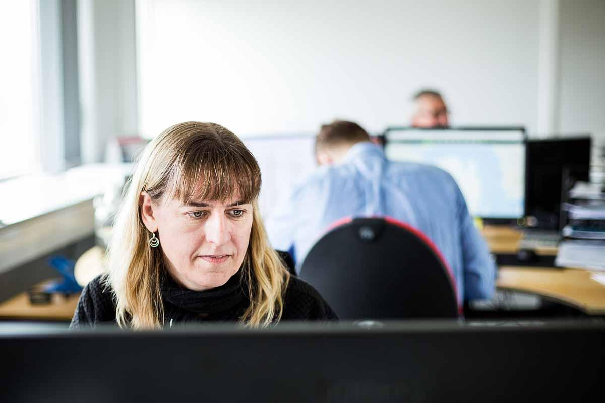 Står du og mangler erhvervsportrætter af dine medarbejdere i din virksomhed