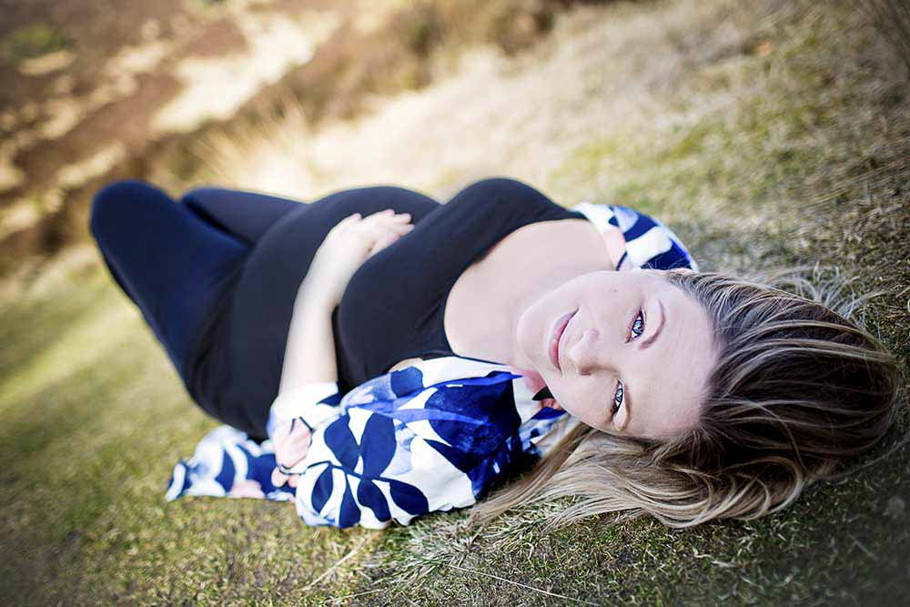 gravid foto natur vejle