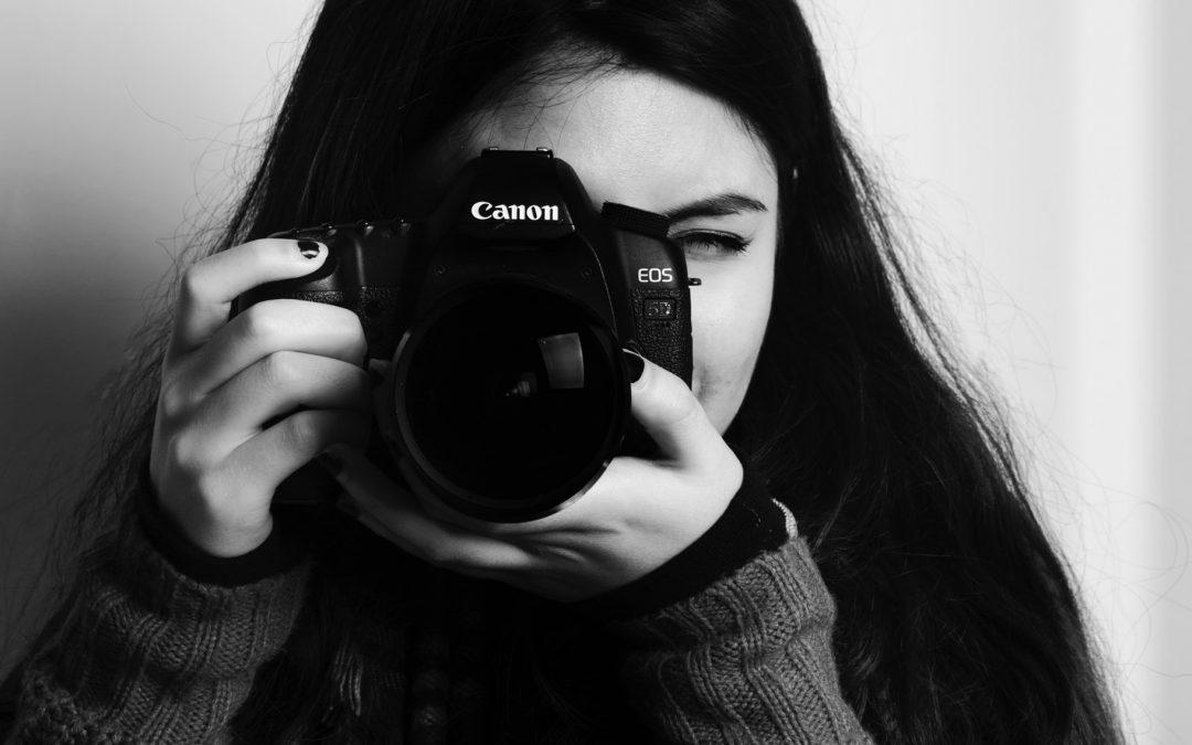 Fotograf hjemmesider