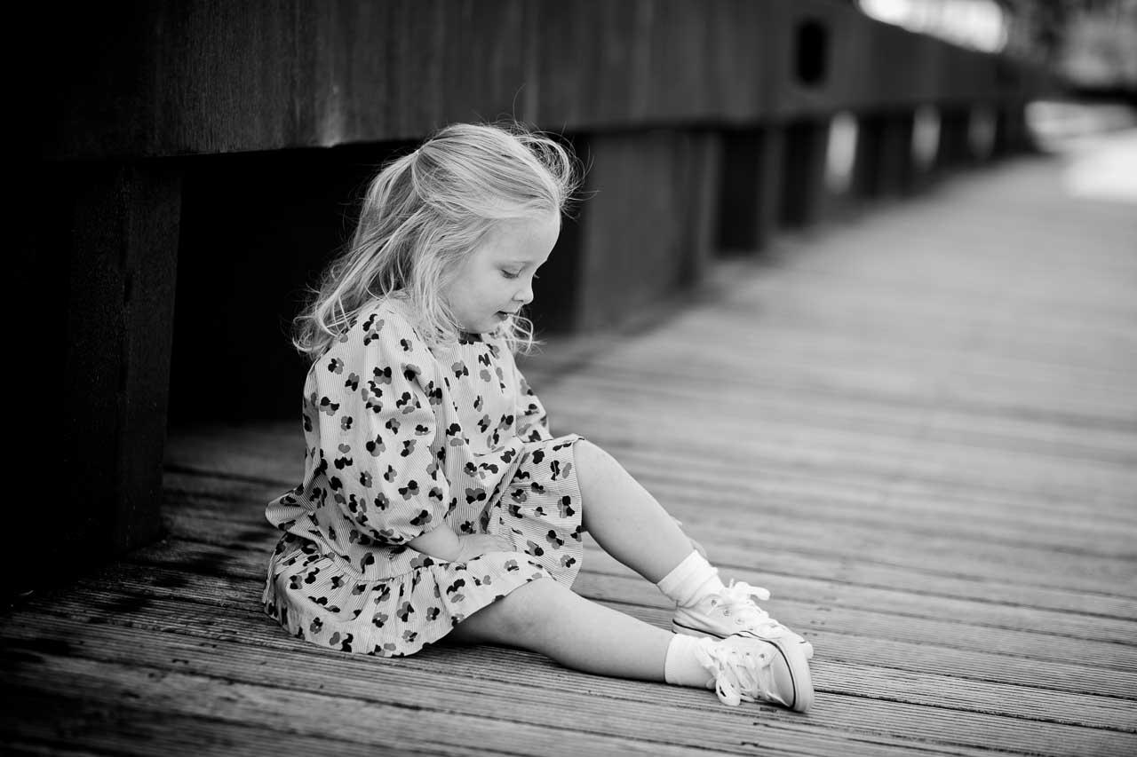 Bliv en fantastisk børnefotograf