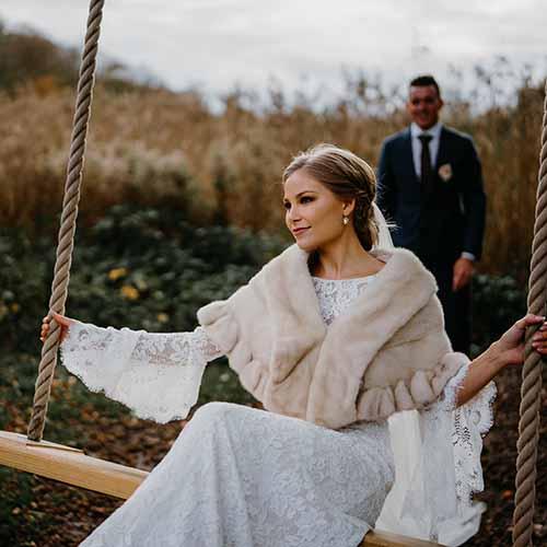 bryllupsfotografering Vestjylland